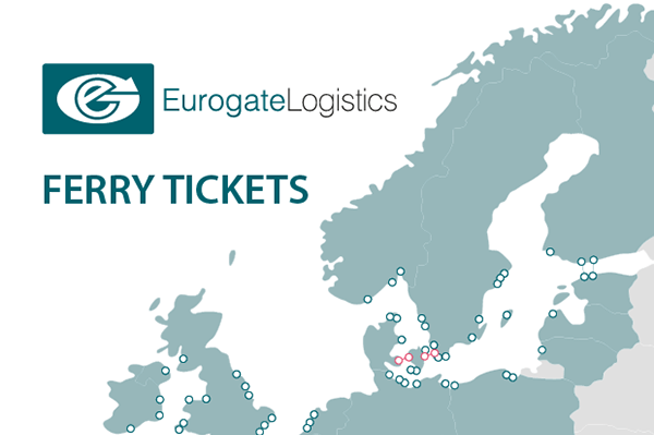 Eurogate Logistics - FERRY TICKETS