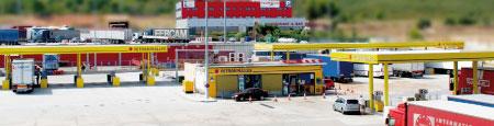 Petromiralles - Llers-La Jonquera petrol station
